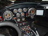 Keaton batmobile cockpit