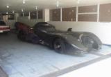 Batmobile in Saudi Arabia