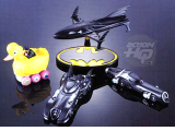 Batndai Batmobile Set