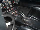 Keaton batmobile cockpit