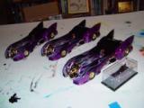 Hot Wheels Dream Halloween Batmobile