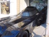 1989 Batmobile in Movie World, Australia