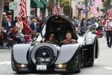 Batmobile in Carmel California
