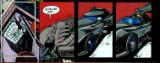 1992 Batmobile in Batman Returns movie comic adapation