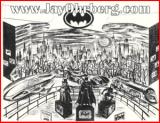 Batmobile Batskiboat Batmissile