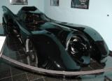 Batmobile in Petersen Museum