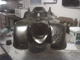 Shagg's scratch built 1989 Batmobile