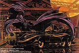 Batmobile from Batman:The Child Of Dreams