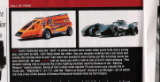 April 06 issue of Street Rodder showing Carl Casper as designer of Keaton Batmobile