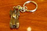 Keaton batmobile keychain