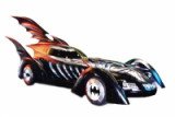 Kilmer batmobile from Batman Forever