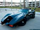 Mark Shield's Batmobile