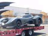 Moving the Keaton Batmobile