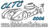 ChicksLoveTheCar.Com LOGO Tim created by thwart those trolls from stealing our images