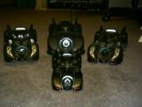 Batmobile toys