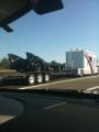 1989 Batmobile on trailer