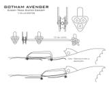 Gotham Avenger canopy system