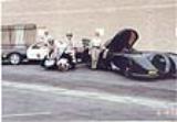 CHP and Batmobile