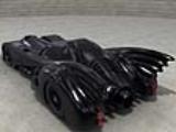 3D Batmobile