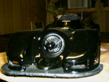 Richman's Remote Batmobile RC