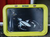 Batmobile License Plate