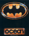 Batman the movie game cover for Amiga