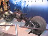 Batpod photo from NY Licensing Show 2007