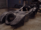 Rusty's batmobile build log