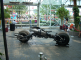 The Dark Knight Batpod