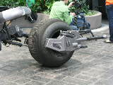 Dark Knight Batpod picture