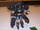 Keaton batmobile transformers