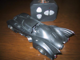 Japanese batmobile toy