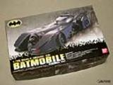 Batmobile AMT 1/25 vs. 1/35 Bandai