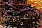 Batmobile from Batman: Child of Dreams