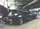Batmobile Limo