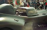 Batmobile in Japan