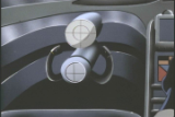 Animated Steering wheel