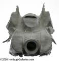 Resin Based Batmobile Miniature