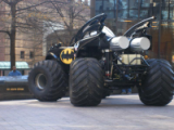 Monster Bat Truck