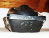 Richman´s Toys Batmobile with cocoon carrying case and light kit