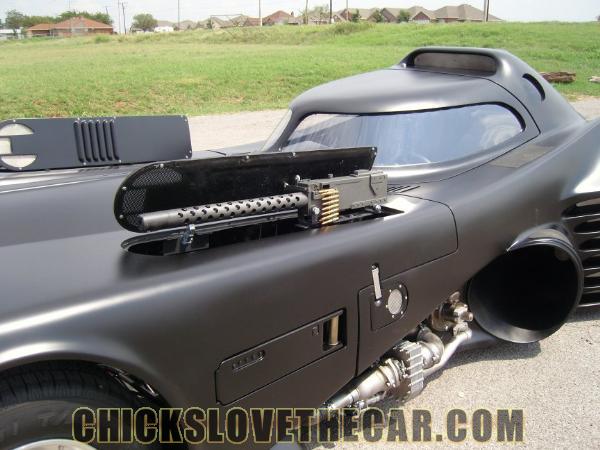 Jack's 1989 Batmobile