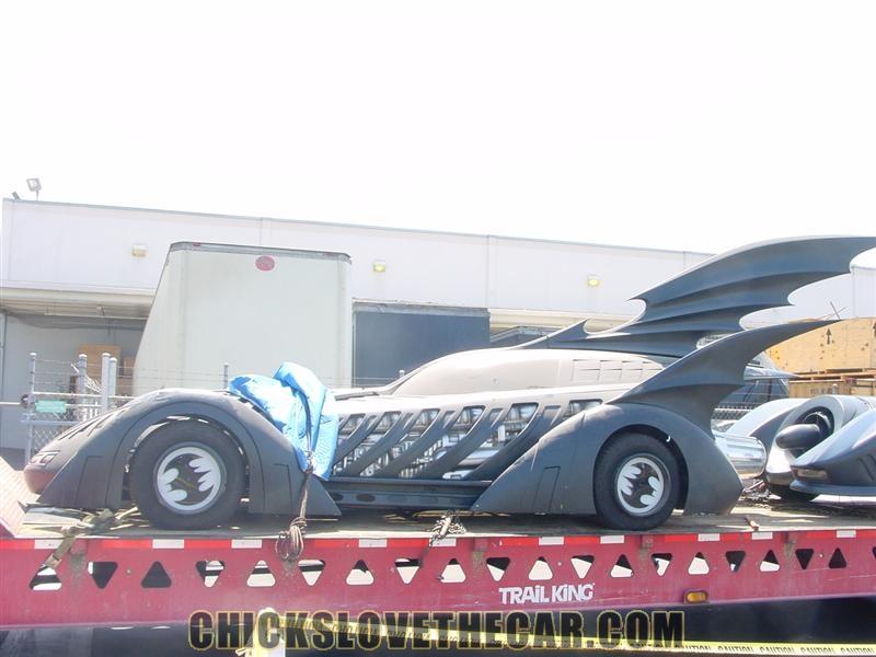 Forever Batmobile
