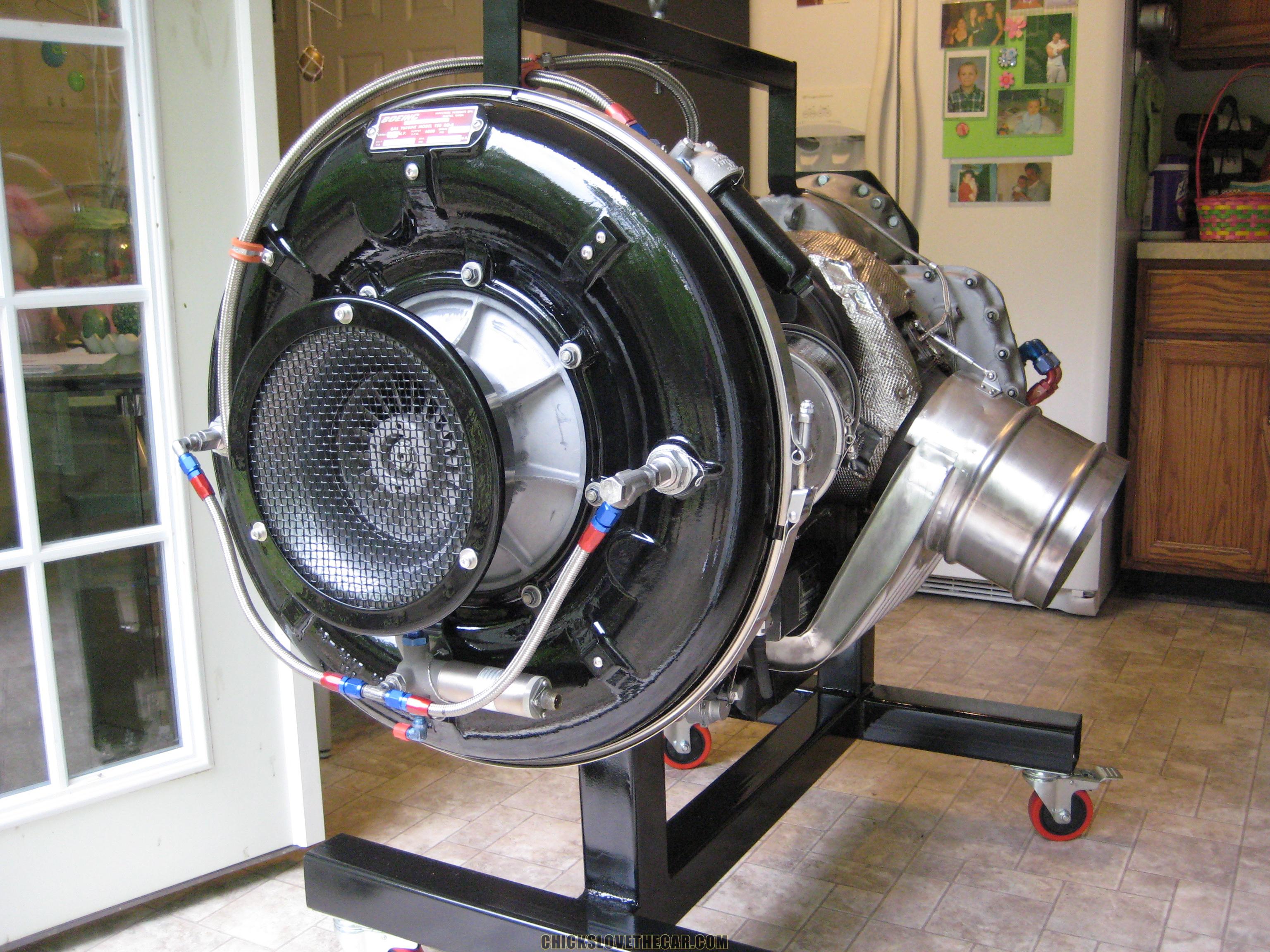 Batmobile Turbine Engine For sale