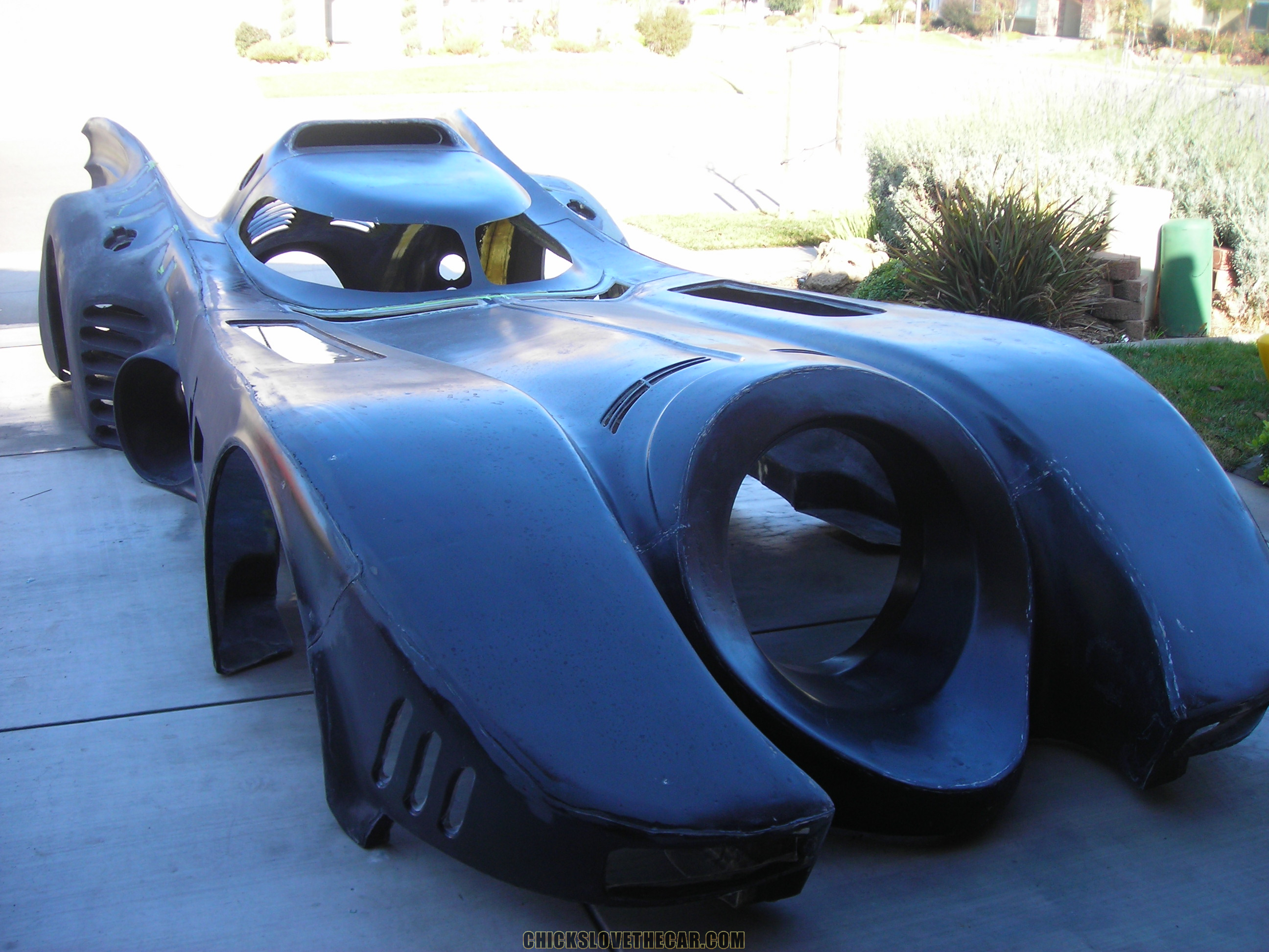 Big Wave Dave's 1989 Batmobile