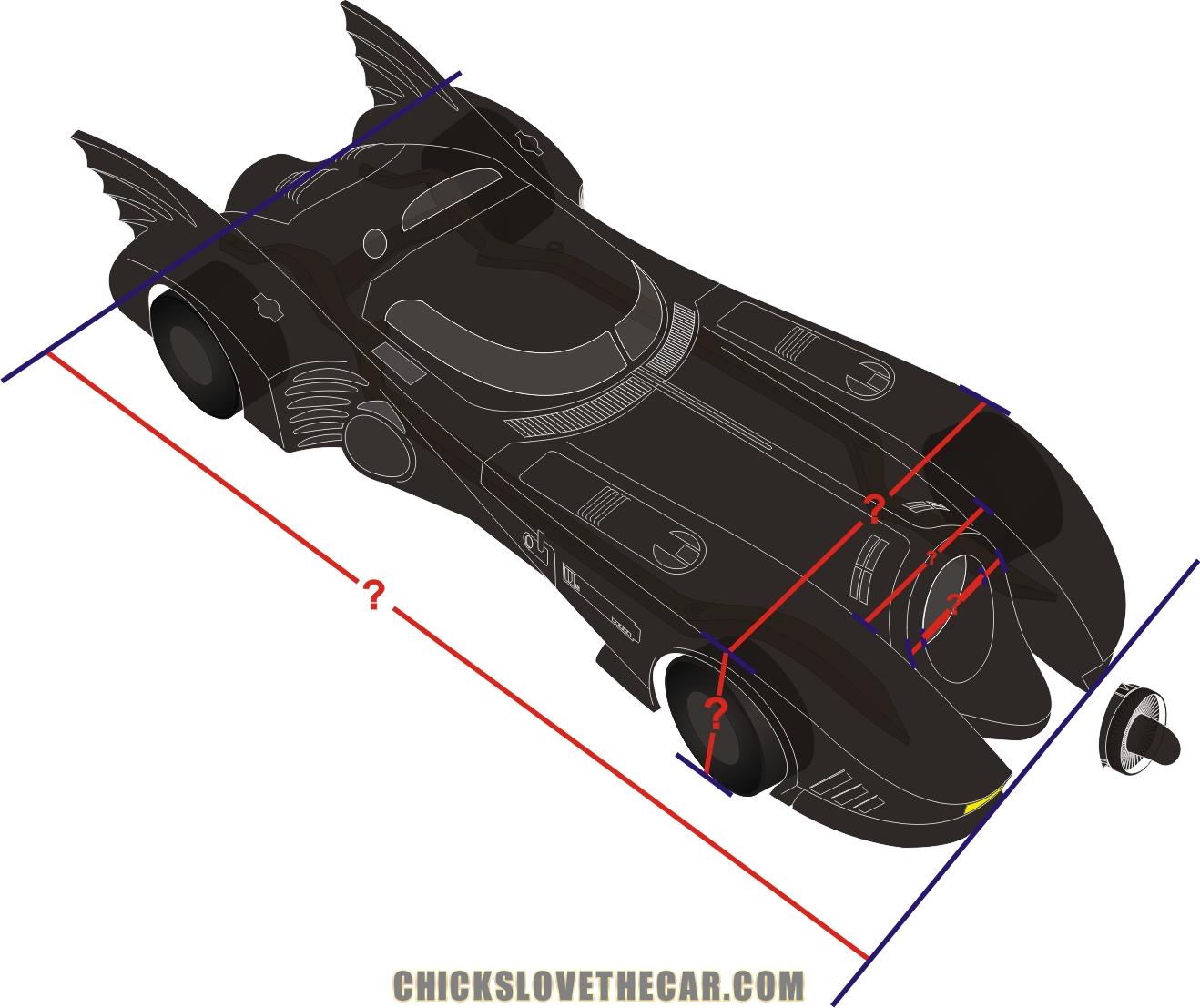 Shaggye's Tumbler Batmobile