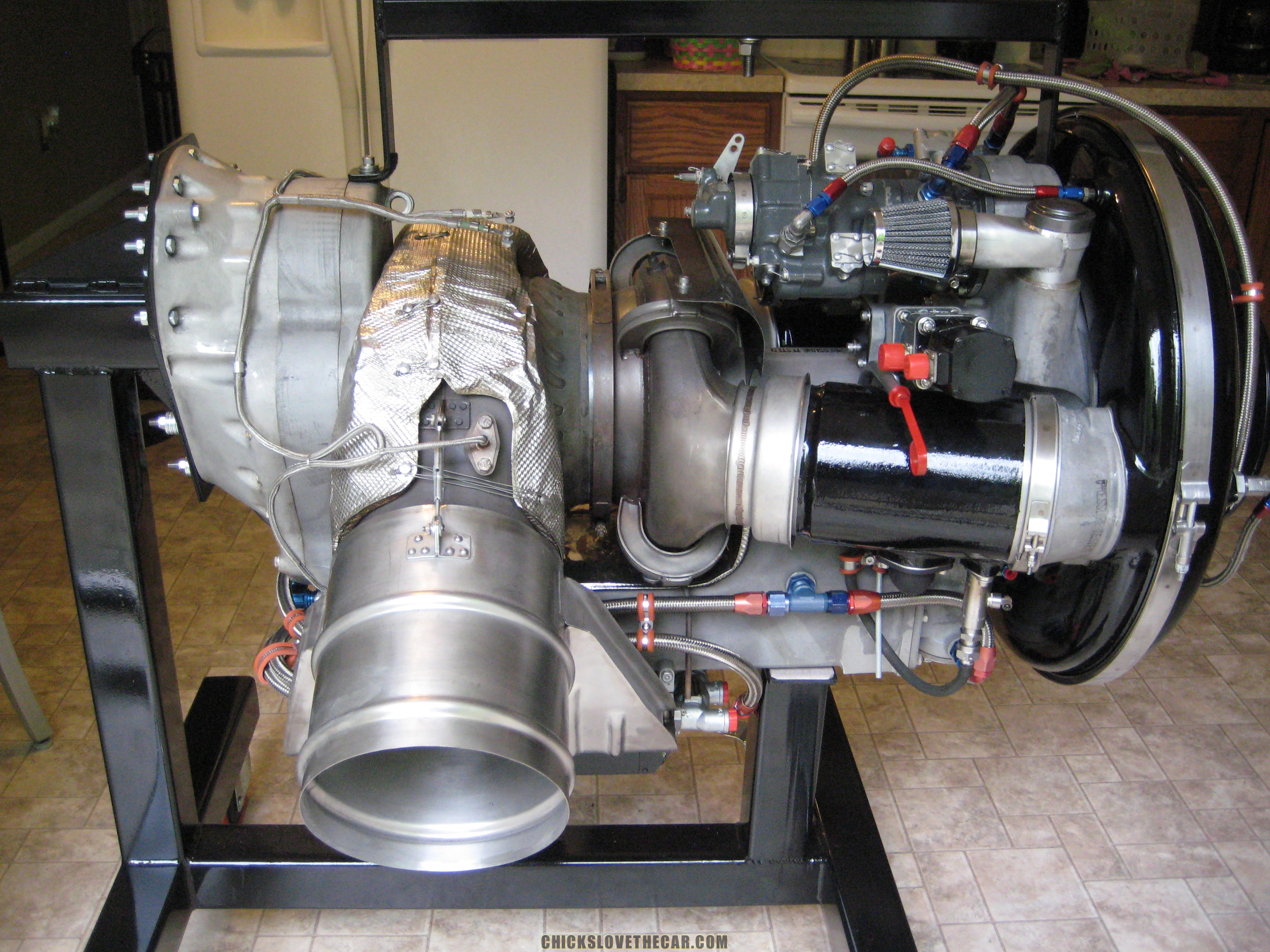 Batmobile Turbine Engine For sale