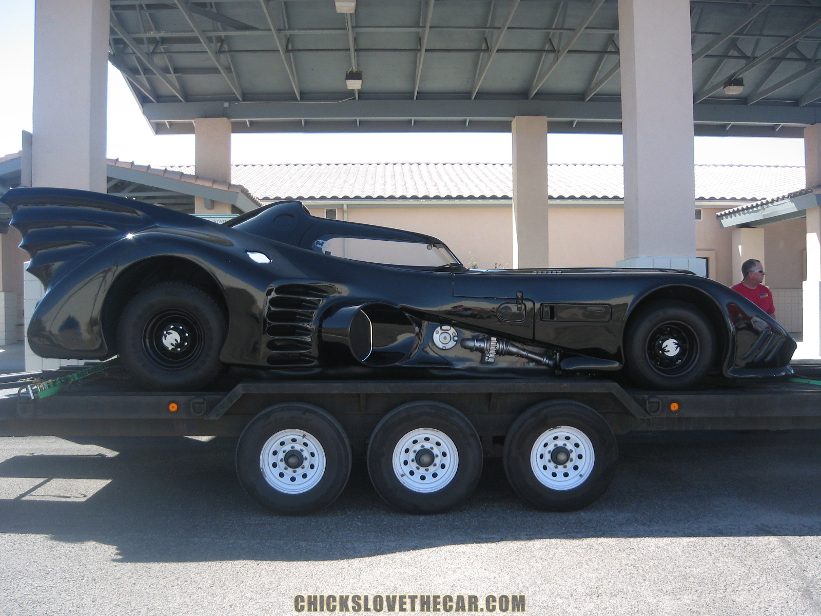 Carmel Batmobile