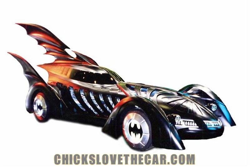 Batman Forever Batmobile Gallery