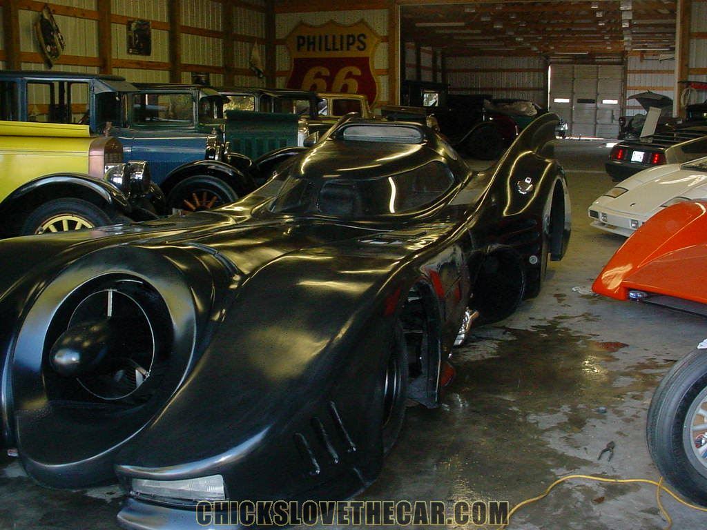 Rusty's 1989 Batmobile